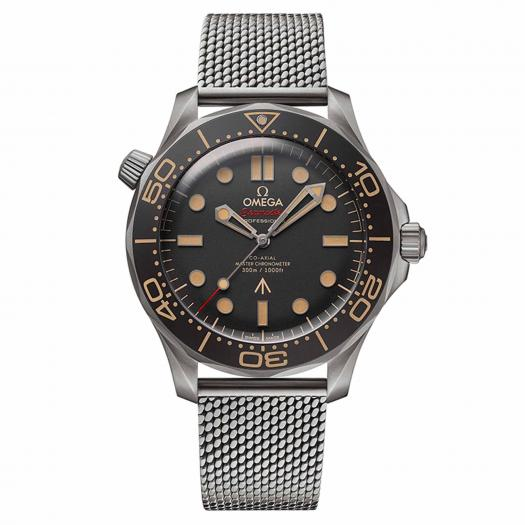 Omega - Seamaster Diver 300 M Co-Axial Master Chronometer 007 Edition