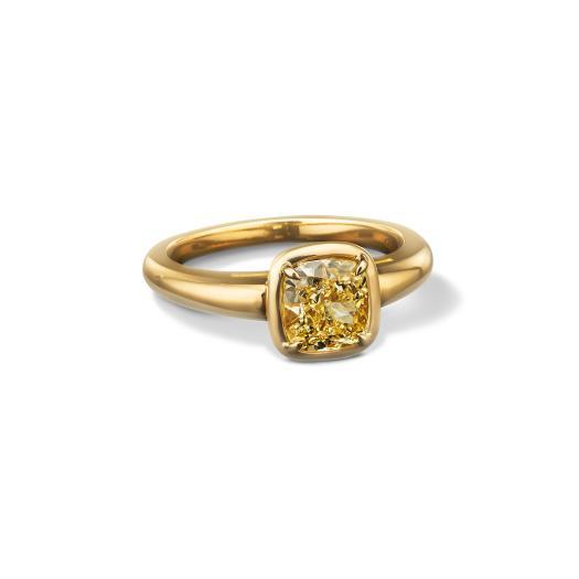 H. D. Krieger - Fancy Colour Ring