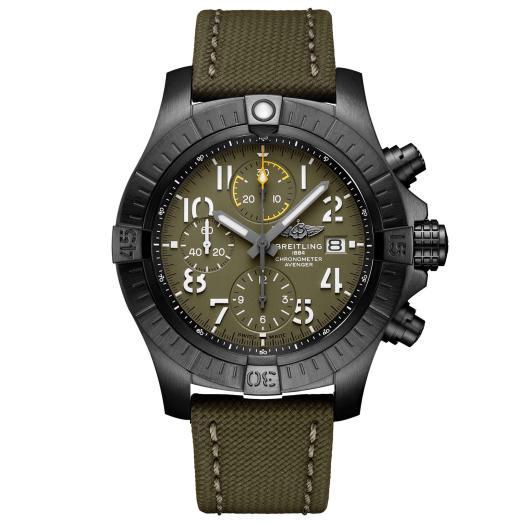 Breitling - Avenger Chronograph 45 Night Mission
