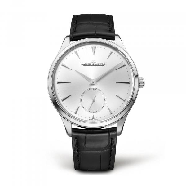 Jaeger-LeCoultre - Master Ultra Thin Small Second Edelstahl