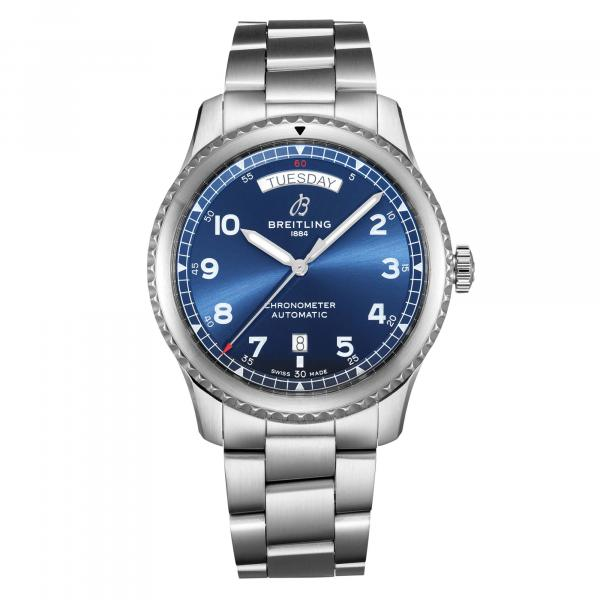Breitling - Aviator 8 Automatic Day & Date 41