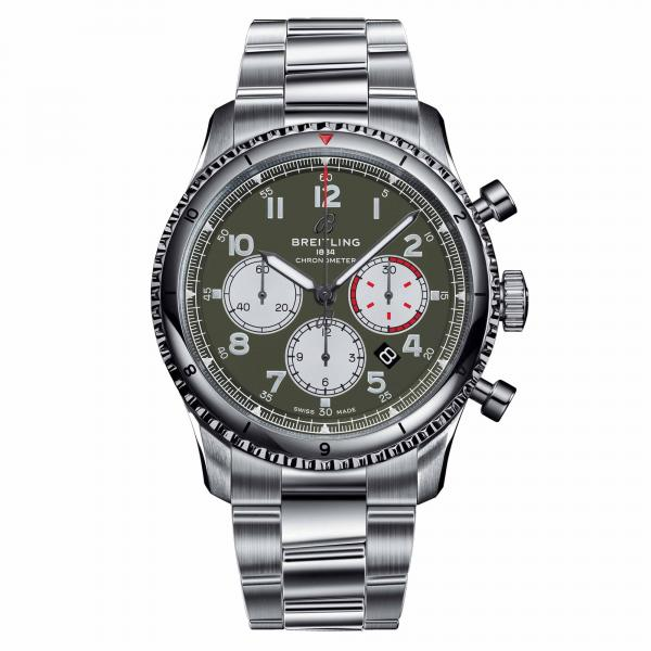 Breitling - Aviator 8 B01 Chronograph 43 Curtiss Warhawk