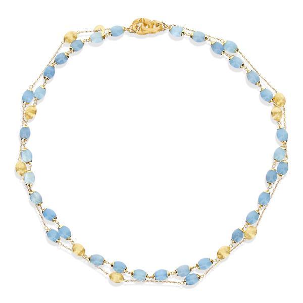 Nanis - Dancing Azure Halskette