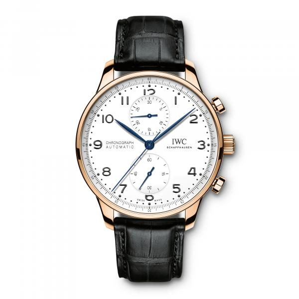 IWC - PORTUGIESER CHRONOGRAPH EDITION «150 YEARS»