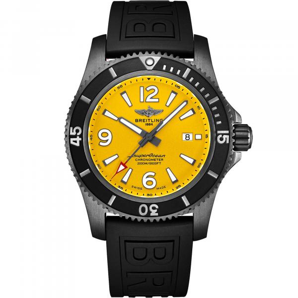 Breitling - Superocean Automatic 46 Blacksteel