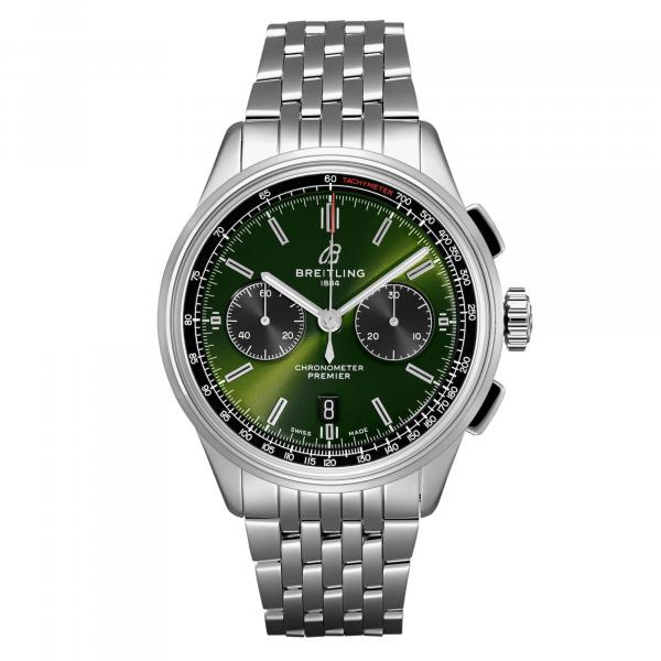 Breitling - Premier B01 Chronograph 42 Bentley British Racing Green