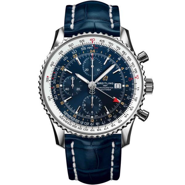 Breitling - Navitimer Chronograph GMT 46