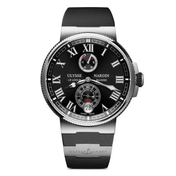 Marine Chronometer Manufacture