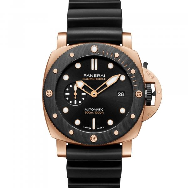 Panerai - Submersible Goldtech™ OroCarbo - 44mm