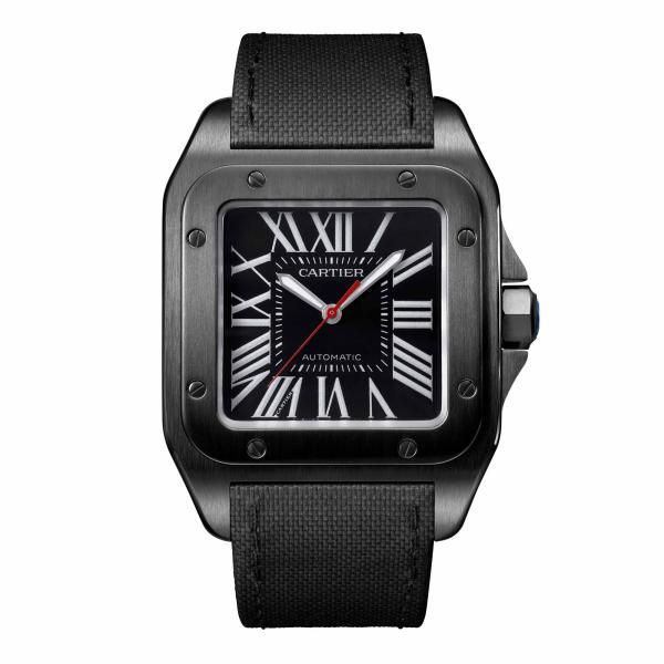 Cartier - Santos 100 Carbon
