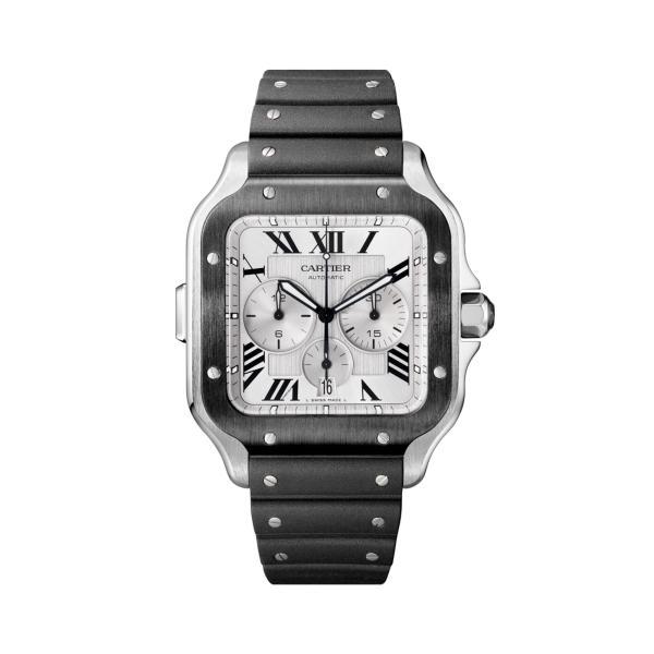 Cartier - Santos de Cartier Chronograph