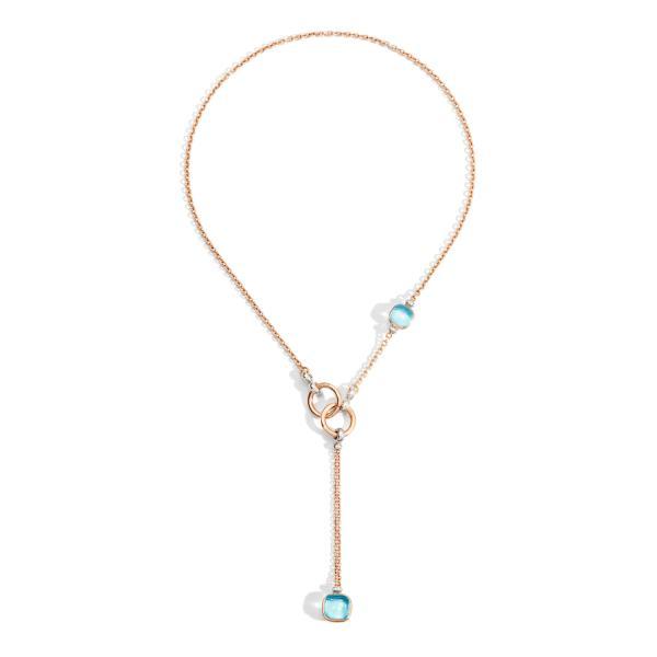 Pomellato - Nudo Halskette mit Anhänger