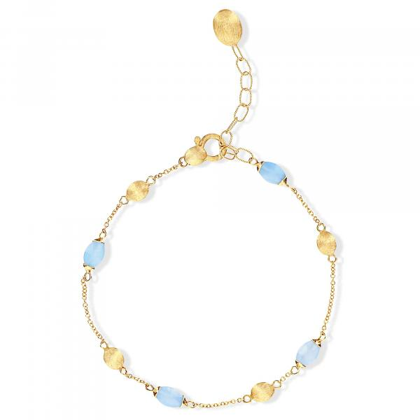 Nanis - Dancing Azure Armband