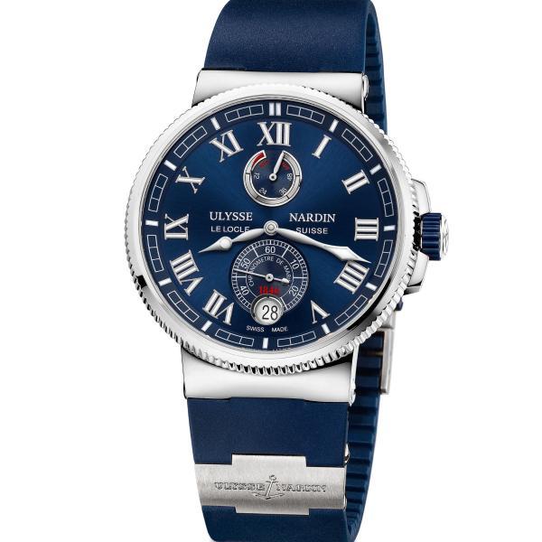 Ulysse Nardin - Marine Chronometer Manufacture