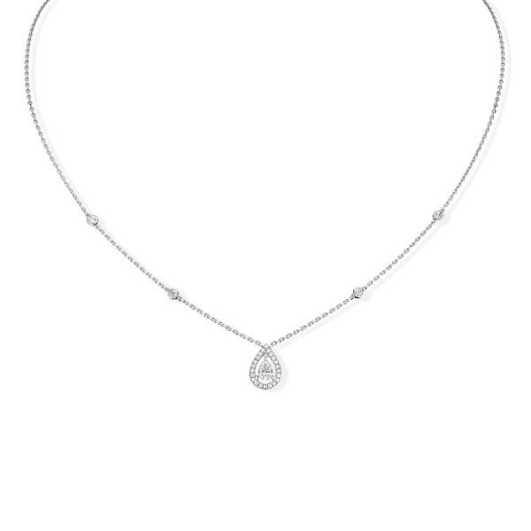 Joy Solitär-Diamant Halskette