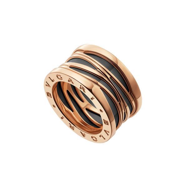 BVLGARI - B.zero 1 Design Legend Ring