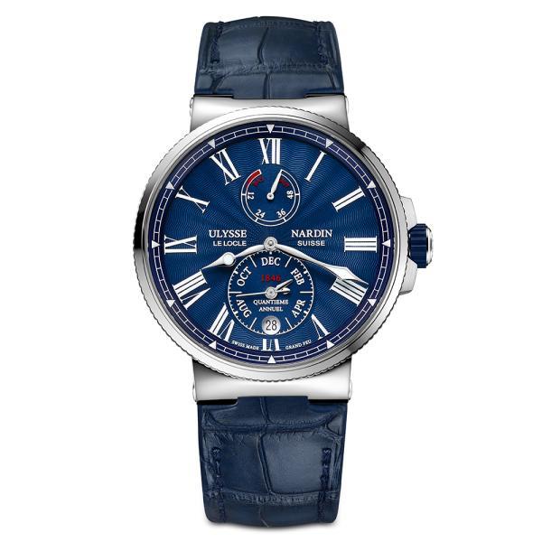 Ulysse Nardin - Marine Chronometer Annual Calendar