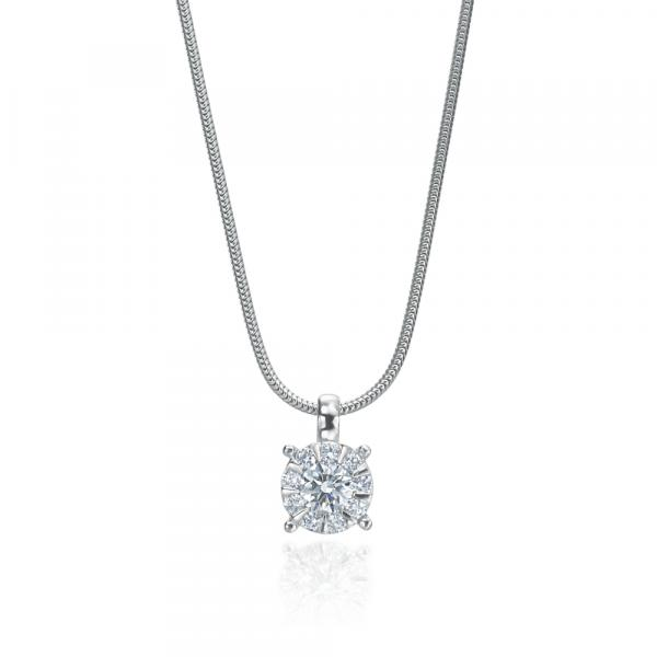 Solitage® Collier