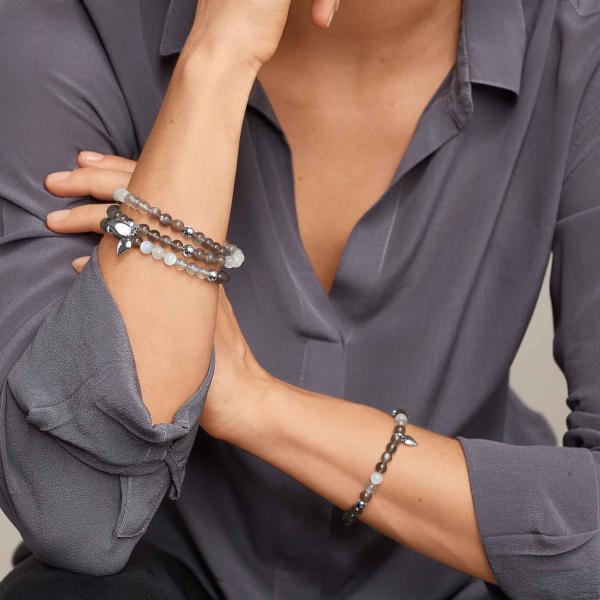 INDIA Drop Armband small Cashmere (1)