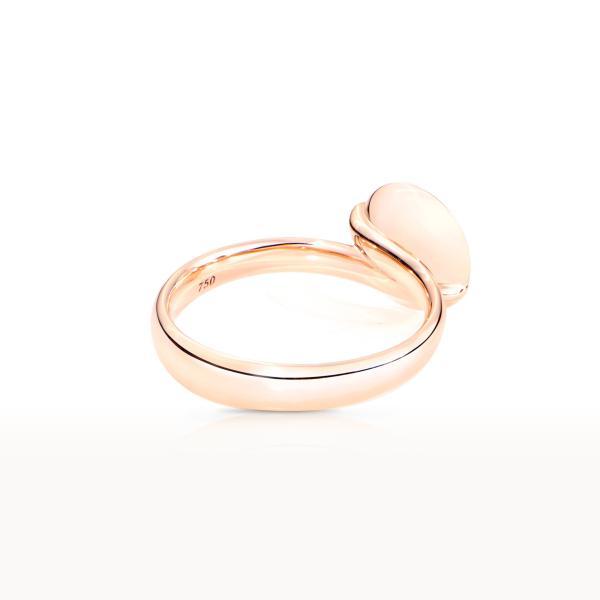 BOUTON Ring small rosa Turmalin (2)