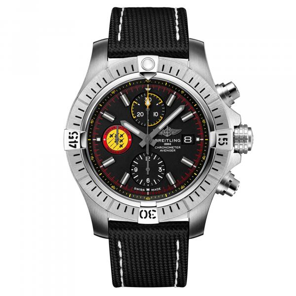 Breitling - Avenger Chronograph 45 Swiss Air Force Team Limited Edition