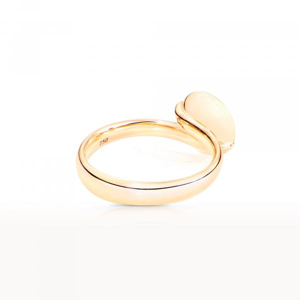 BOUTON Ring small rosa Turmalin (3)