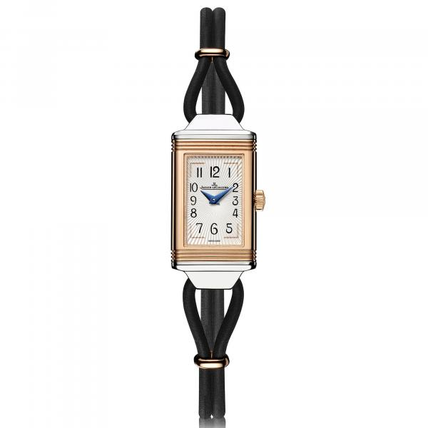Jaeger-LeCoultre - Reverso One Cordonnet Rotgold/Stahl