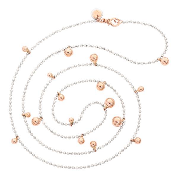 Halskette Bollicine (3)