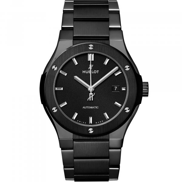 Hublot - Classic Fusion Ceramic Integrated Black Magic Bracelet