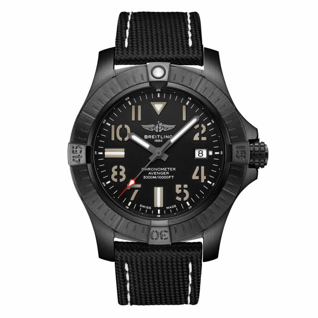 Breitling - Avenger Automatic 45 Seawolf Night Mission