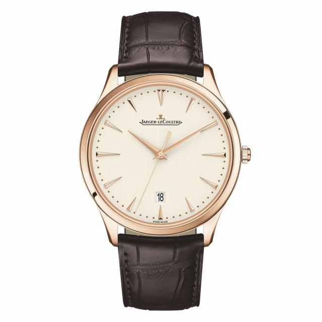 Jaeger-LeCoultre - Master Grande Ultra Thin Date Rotgold