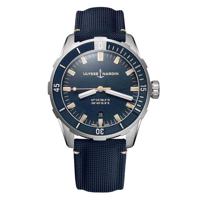Ulysse Nardin - Diver 42mm