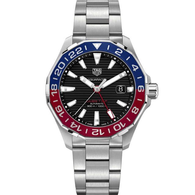 TAG Heuer - Aquaracer Calibre 7 GMT