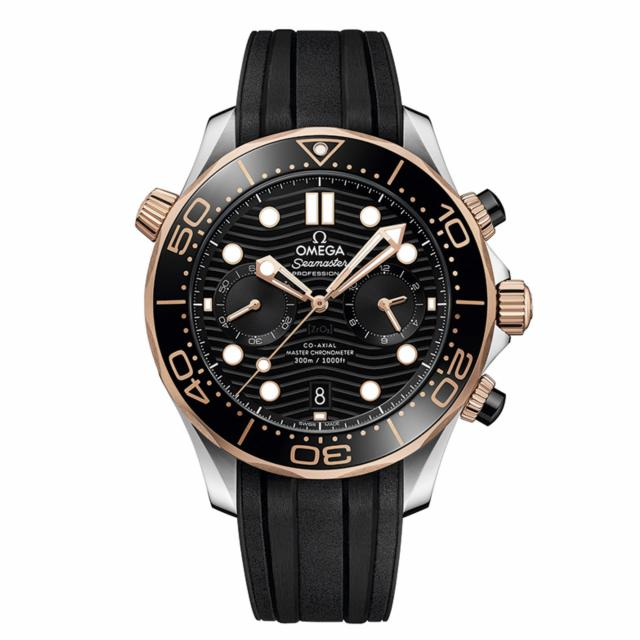 Omega - OMEGA - Seamaster Diver 300 M Co-Axial Master Chronometer Chronograph