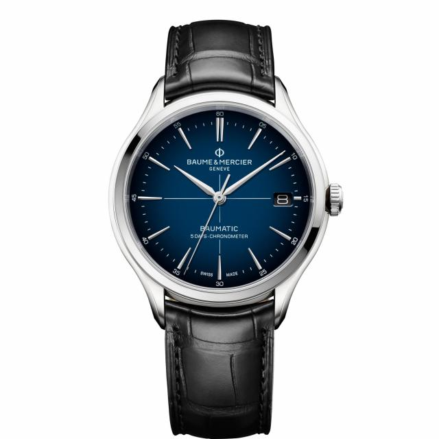 Baume & Mercier - Clifton Baumatik