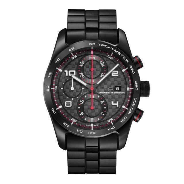 Porsche Design - CHRONOTIMER SERIES 1 All Black Carbon