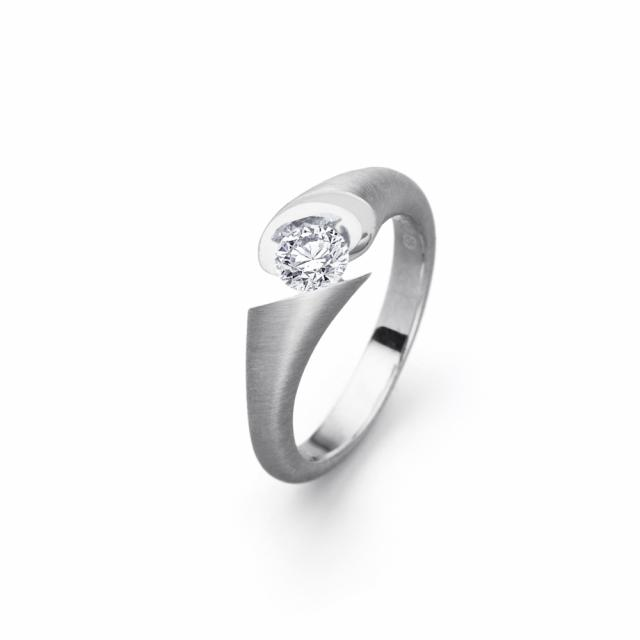 Ring Calla Weissgold-default