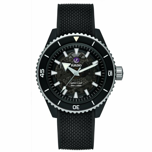 Rado - Captain Cook High-Tech Ceramic