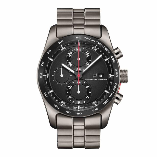 Porsche Design - CHRONOTIMER SERIES 1 All Titanium